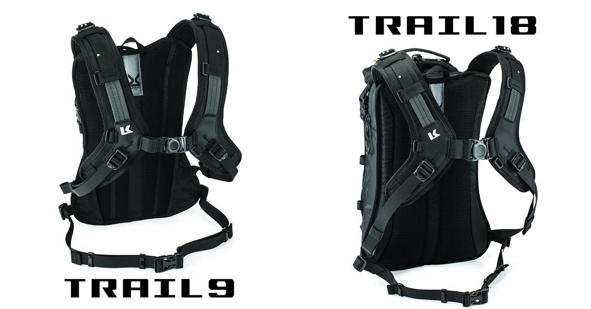 kriega trail 9 18 harnesses