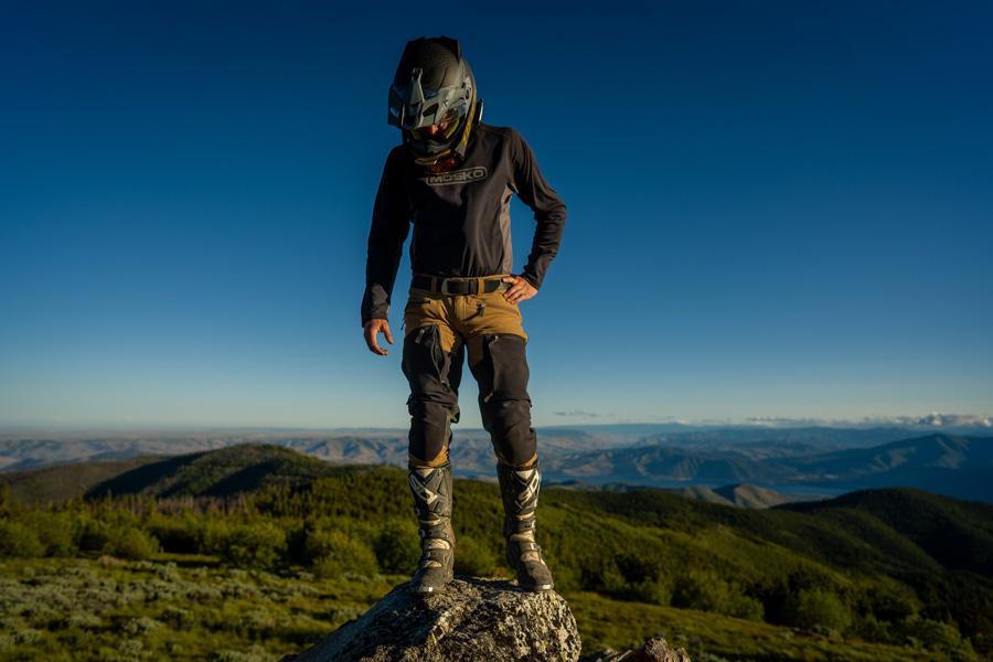 Mosko Moto Woodsman Enduro Pants 1