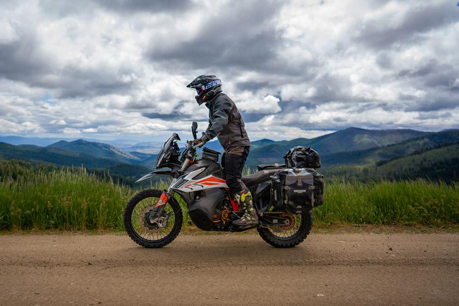 Mosko Moto Woodsman Enduro Pants 2