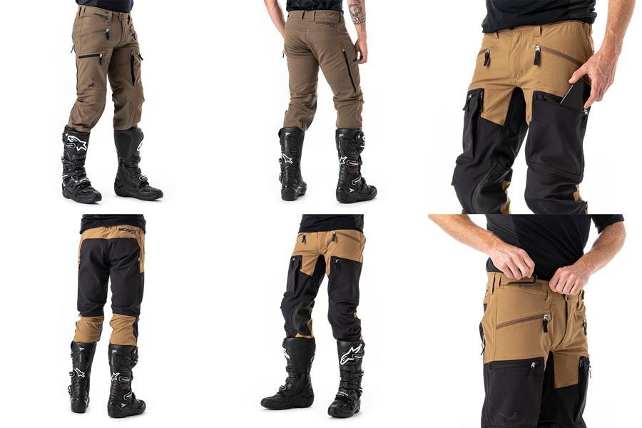 Mosko Moto Woodsman Enduro Pants composite
