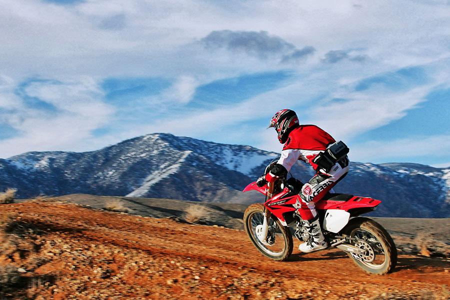 MIC Dirt dual sport sales Honda