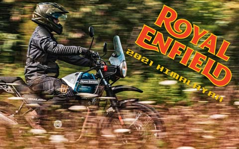 Royal Enfield Announces Improved Himalayan for 2021