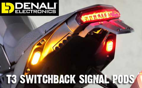 DENALI Electronics Launches the T3 Switchback Signal Pods