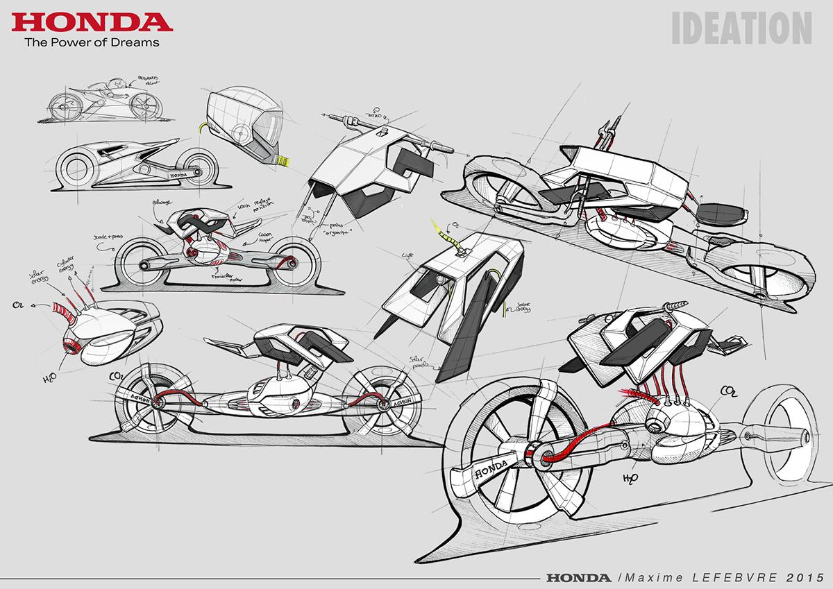 Honda Rideback MaximeLefebvre