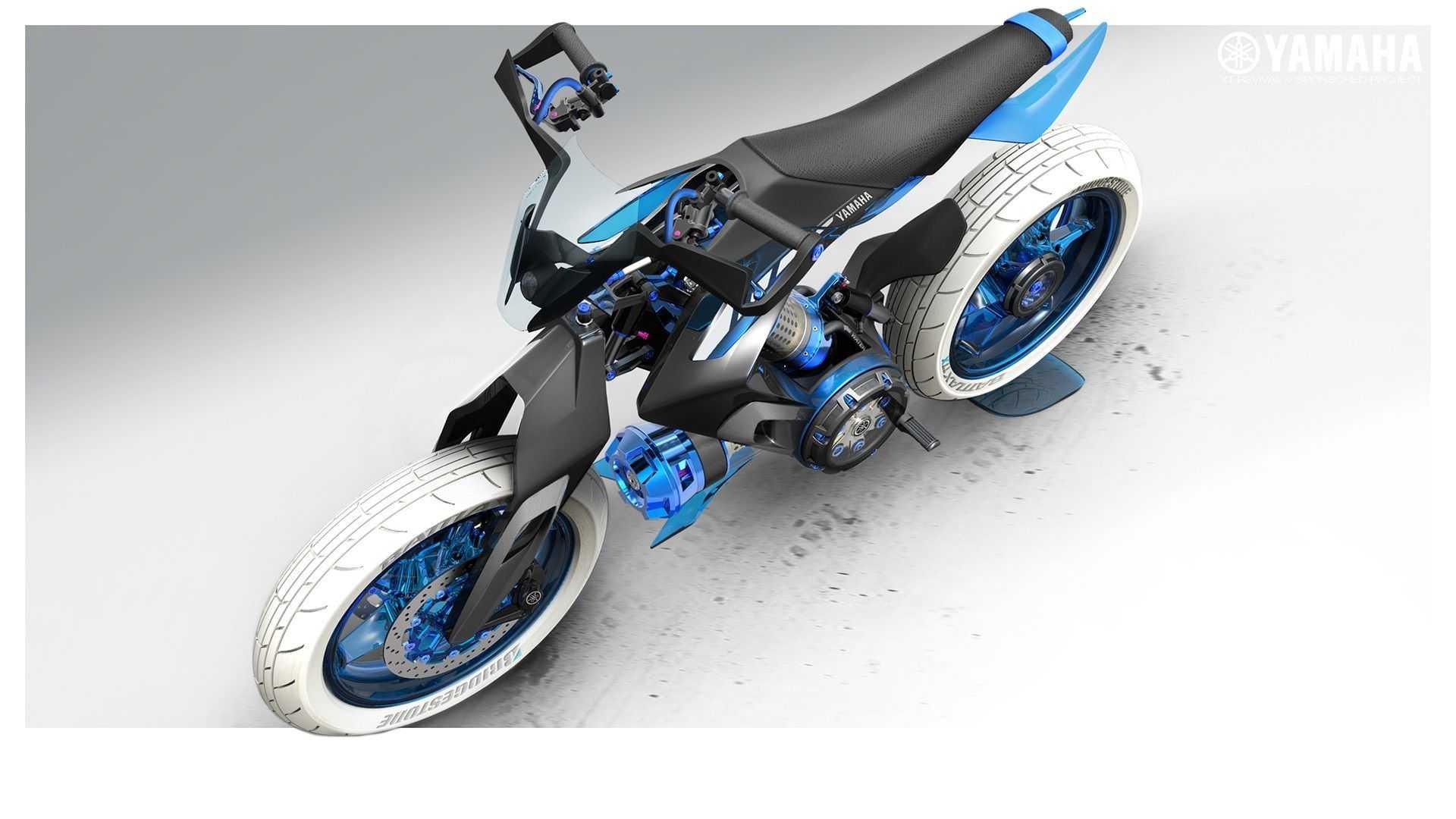 Yamaha XT 500 2025 Concept 01