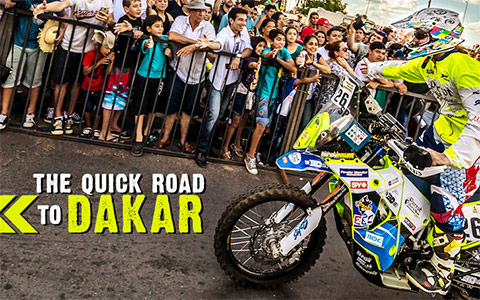 The Quick Road To Dakar