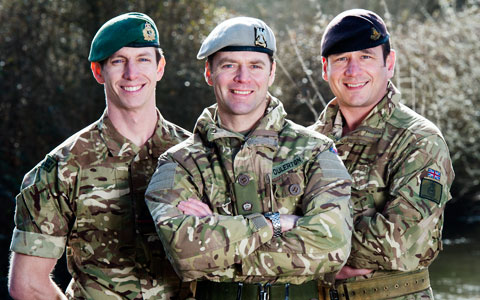 British Army Trans-Americas Expedition 2017 Set to Tackle the Darien Gap